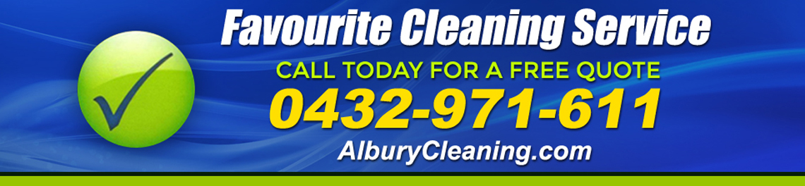 Albury Commercial Cleaning